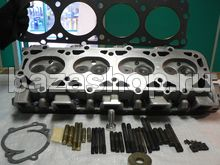 Cylinder head with valves, gasket and fixture in assembly   (ZMZ-511, 513, 5233, 5234, 5231, 52342) / 5234 (66).3906562 в World