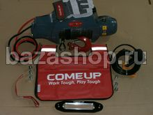 "Lebedka ""Come Up Winch"" Seal DS-9,5si 12v (SINTETIKA, germetichnaja, integr.blok, termodatchik, 4309 / ComeUp Seal DS-9,5si / 12v в World"