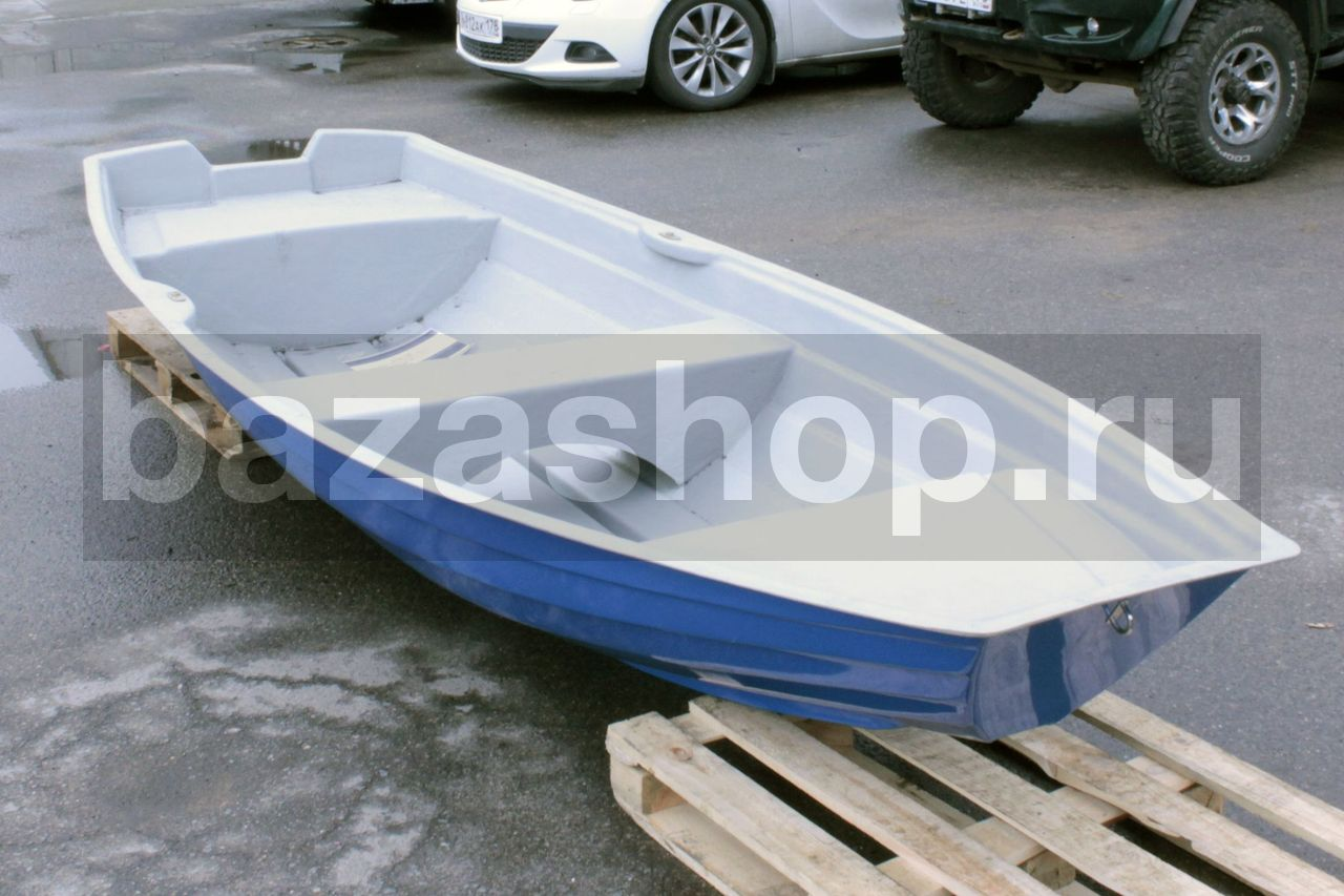 лодки из морского алюминия