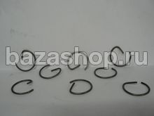 Retaining ring of piston pin / # 406.1004022 (406-10040221) в World