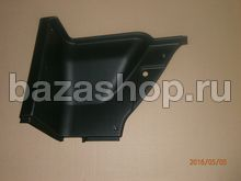 Body side trim black (for cars UAZ-2363) / # 2363-5402240-01 в World