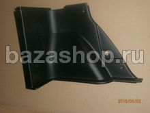 Body side trim black (for cars UAZ-2363) / # 2363-5402241-01 в World