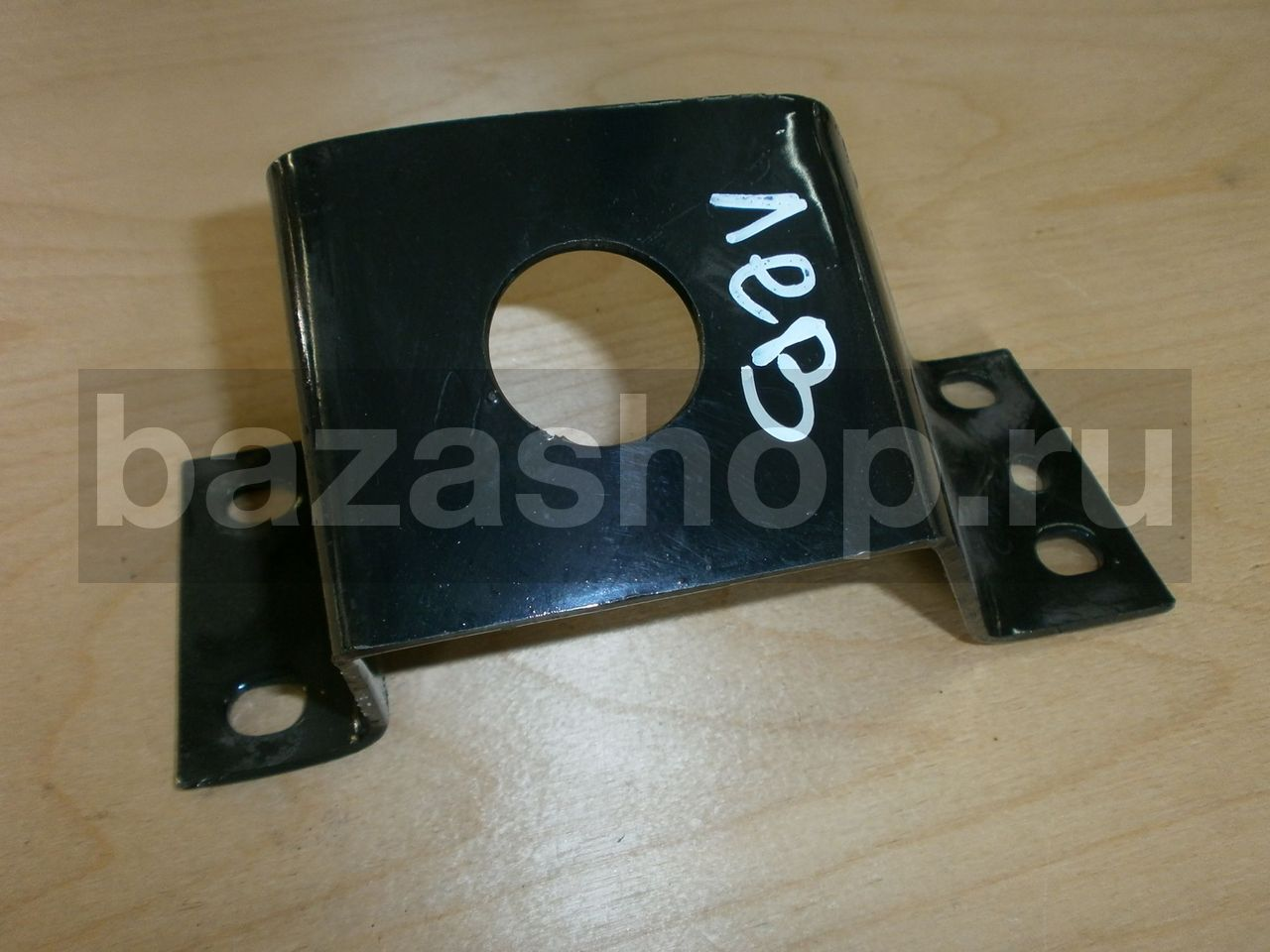 Left  mounting bracket of engine's rear support / 452-1001043