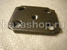 Pivot stud pad of steering knuckle (upper for grease cup) / 452-2304037-11 в World